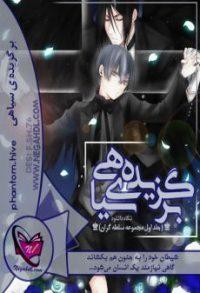 رمان برگزیده سیاهی